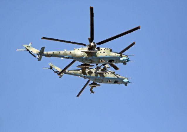 """阿富汗空军消灭了34名武装分子,并摧毁了""""伊斯兰国""""的一个电台"""