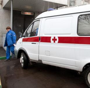 醫務人員:「莫斯科回聲」遇襲副總編傷勢危重