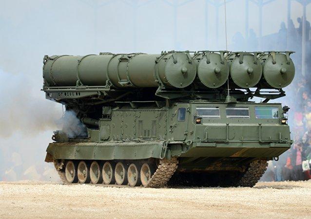 S-300防空导弹