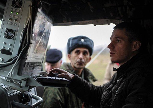 俄罗斯在边境地区部署最新型电子干扰设备