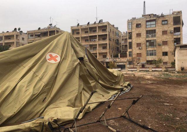 无国界医生为俄医生在阿勒颇遭炮击时死亡深感遗憾