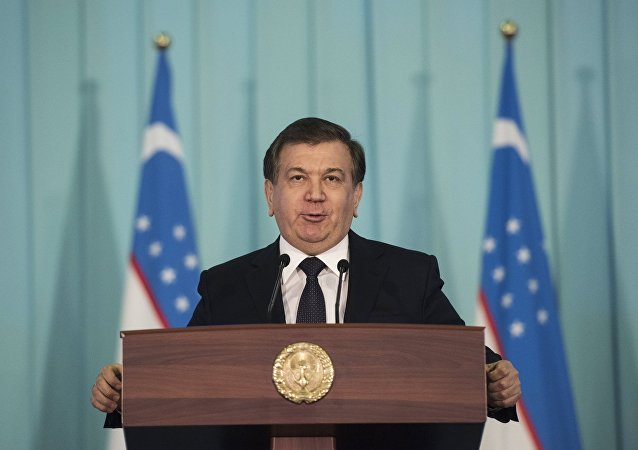 沙夫卡特•米尔济约耶夫
