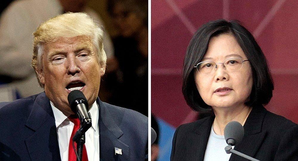 特朗普与蔡英文通话是否影响美中关系?