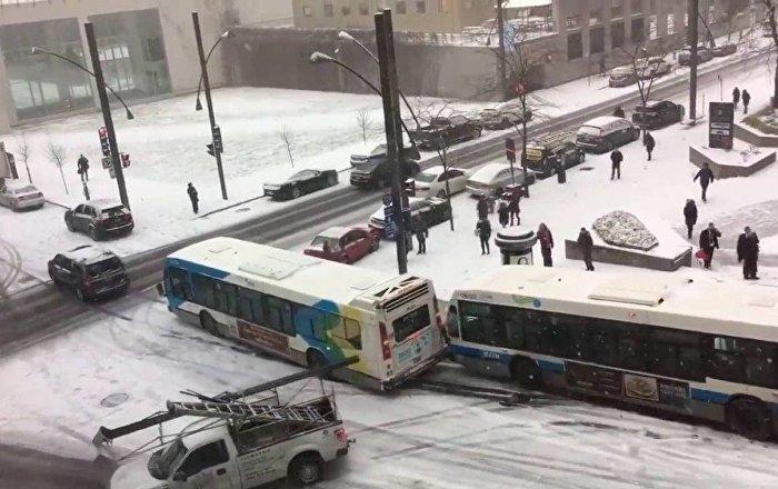 蒙特利爾初雪:急需冬季輪胎!