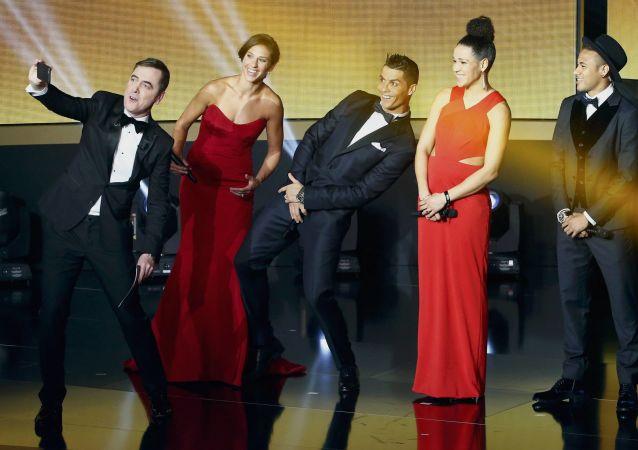 媒体:罗纳尔多将被授予金球奖