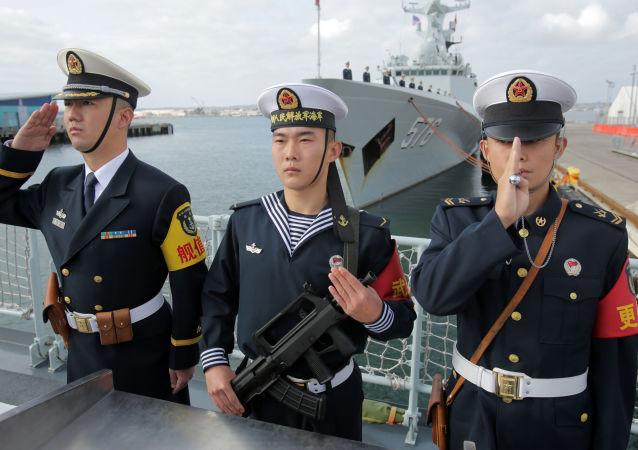 新轻型护卫舰进入中国人民解放军海军服役