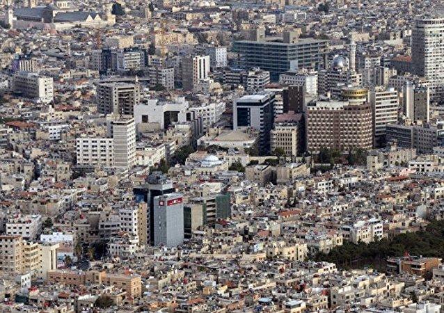叙内政部:大马士革恐怖袭击的自杀式袭击者为儿童