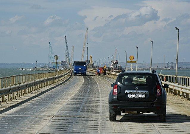 俄远东发展部:俄中或建波尔塔夫卡—东宁大桥