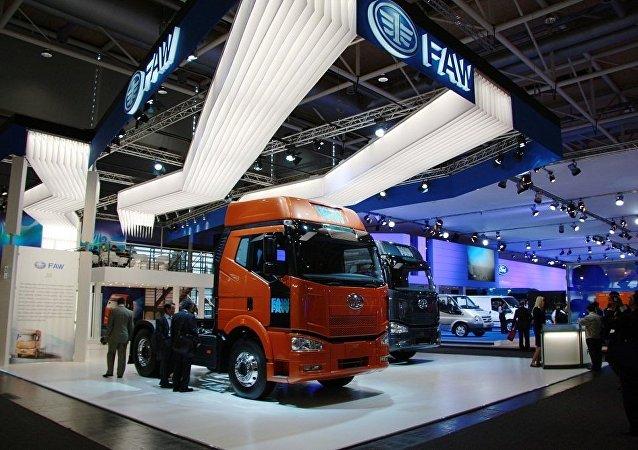 中国一汽卡车将在符拉迪沃斯托克生产