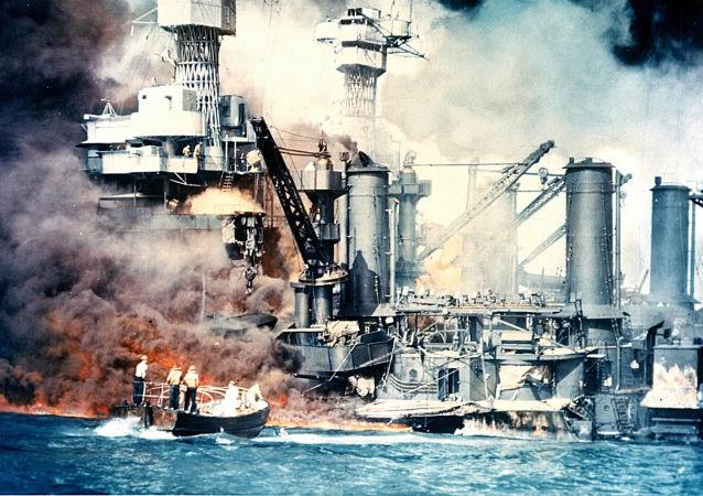 民调:美国人铭记日本偷袭美国珍珠港事件