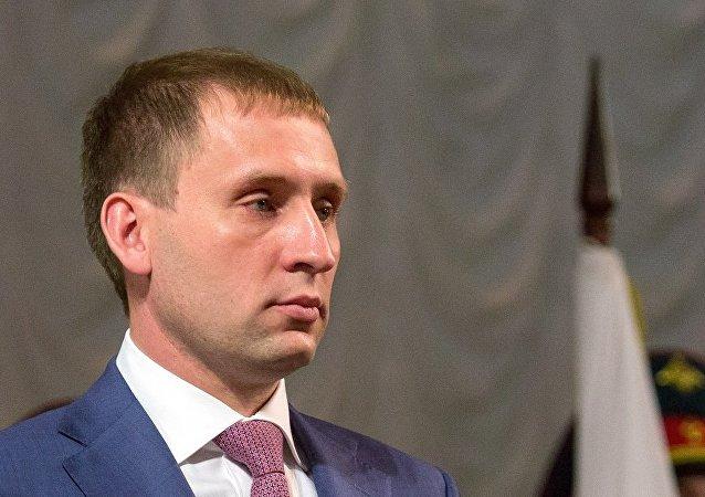 阿穆尔州州长亚历山大·科兹洛夫