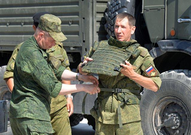 俄技术集团:为俄军方研发的陶瓷装甲板顺利完成冲击试验