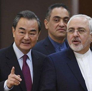 伊朗与中国外长