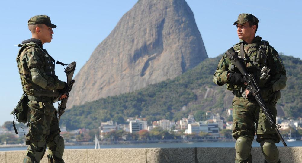 巴西里约热内卢市警方