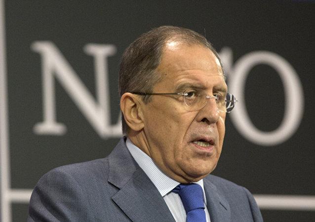 俄外长向欧安组织国家转交当年欧洲保证北约不东扩的解密文件