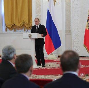 普京将俄罗斯人民的民族性格称为最重要的品质