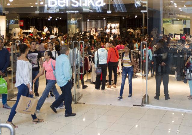 莫斯科和圣彼得堡的大型商场将在京沪推广购物游