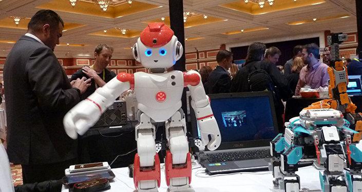 俄中是推广机器人和人工智能最有前景的国家