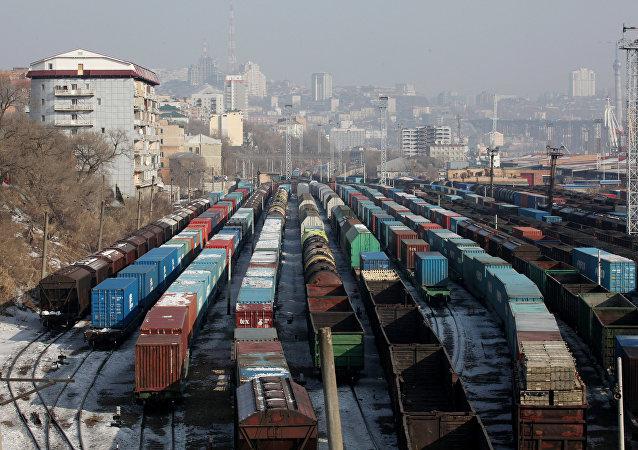 俄羅斯鐵路集裝箱運輸公司在上海自貿區設立分公司