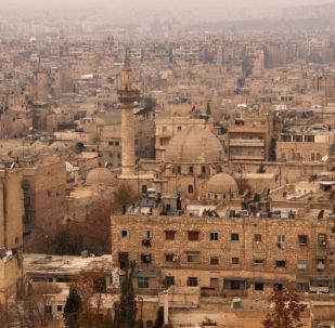 阿勒頗:戰前與戰後