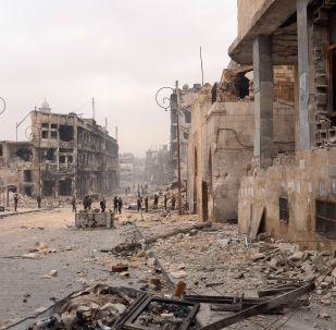 俄驻叙停火协调中心:过去24小时从阿勒颇东部疏散近8千平民
