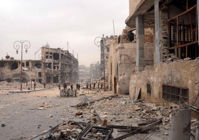 叙反对派最高谈判委员会:联合国及特朗普政府的代表或将受邀出席阿斯塔纳的叙利亚问题会谈