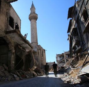 世行:叙利亚因六年战乱所受的经济损失高达2260亿美元