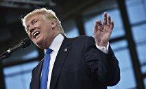 特朗普团队讽刺性评论俄干涉美选举报道