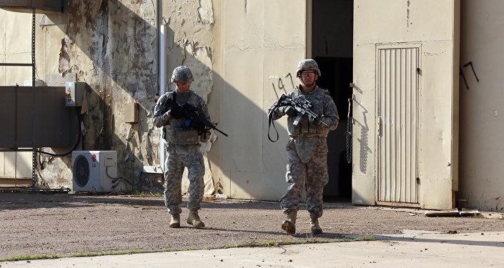 五角大楼:美将向叙利亚再派遣200名军人以解放拉卡