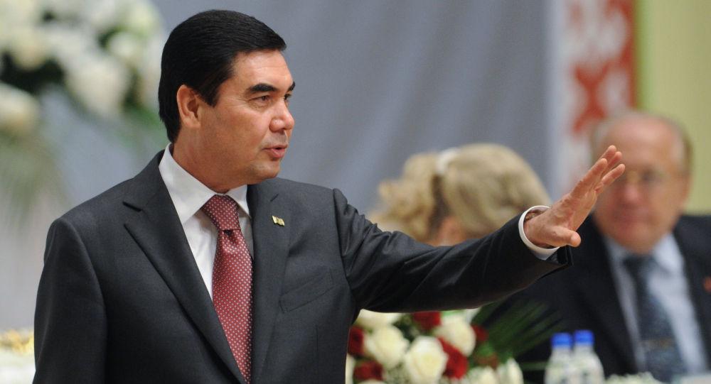 俄罗斯和土库曼斯坦总统重申努力扩大两国合作