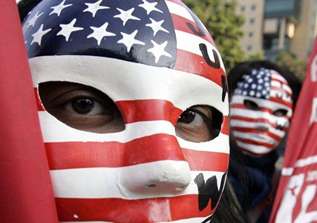 俄媒:美國準備與中國啓動貿易戰