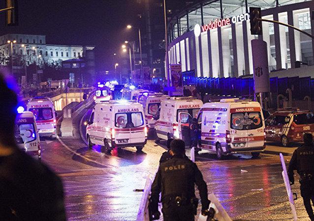 俄总理:伊斯坦布尔恐袭事件责任人应受严惩