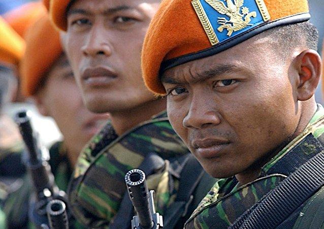 印尼警方阻止了对总统府实施爆炸的企图