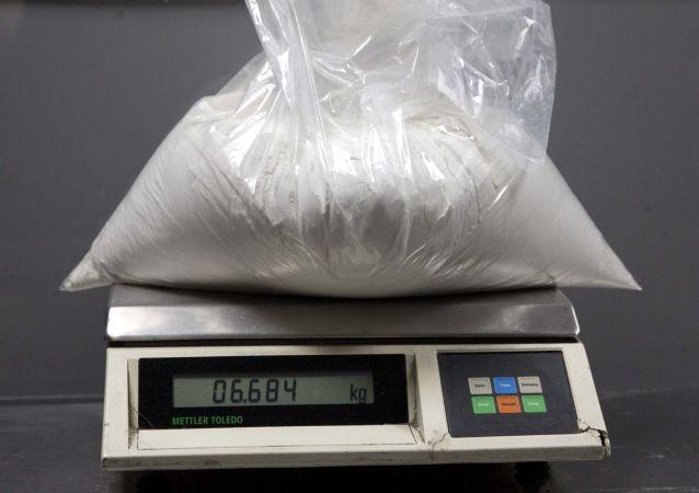 厄瓜多尔缴获大批可卡因价值达5亿美元