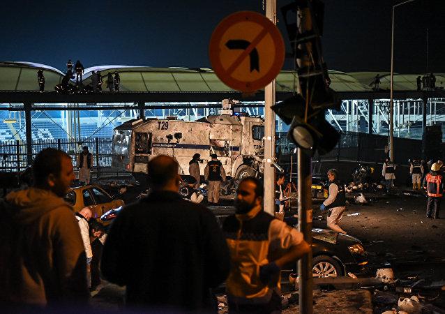 土耳其媒体报出伊斯坦布尔疑似恐袭实施者姓名