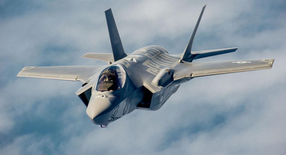 F-35А战机(资料图片)