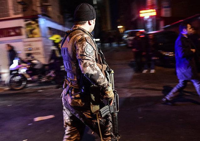 土耳其发生未遂政变一年来5万多人被捕
