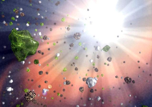 天文学家发现HAT-P-7b行星下红蓝宝石雨