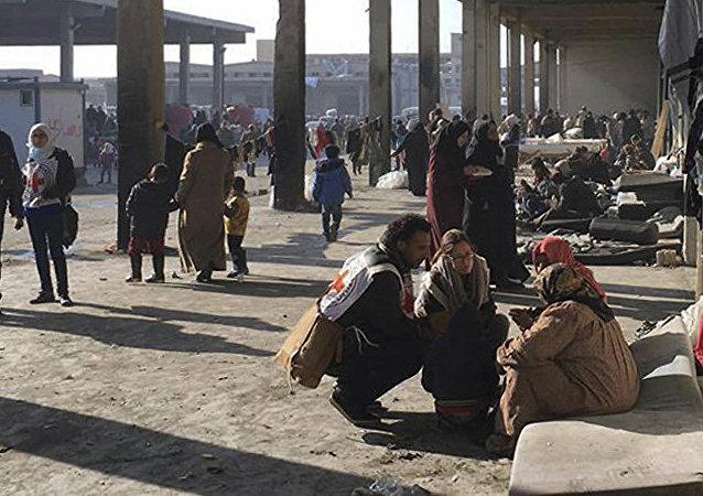 联合国称逾6.5万人因叙北部近来战事流离失所