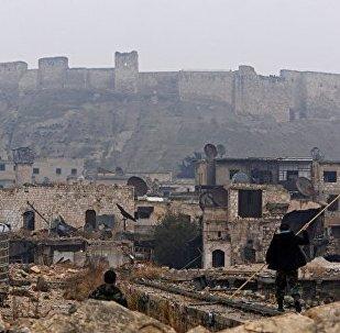 中国想介入叙利亚局势?