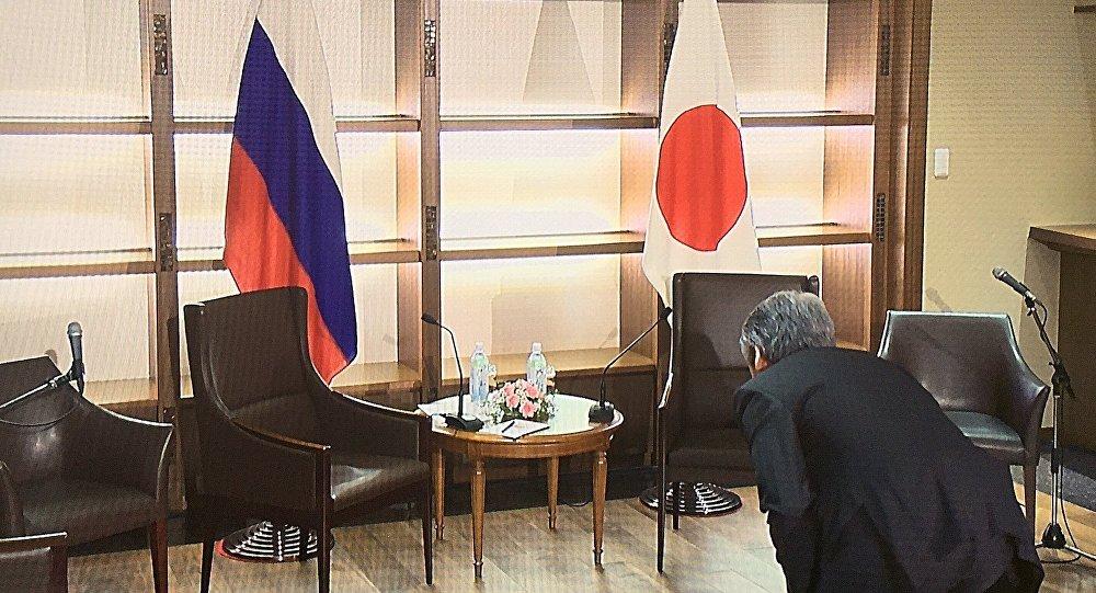 俄罗斯大使指明俄日关系的阻碍