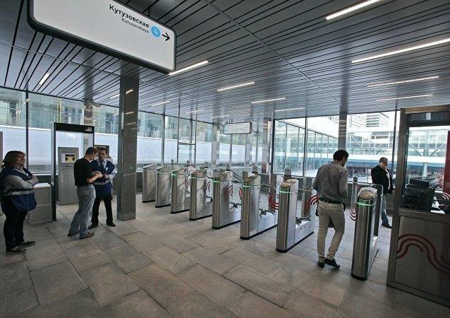 莫斯科市长称计划将首都地铁规模扩大1倍