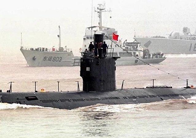 中国潜艇新技术将让其赶超美国