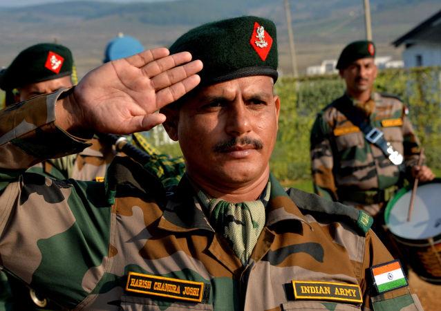 印度空军不允许蓄胡子