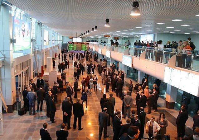 伊尔库茨克机场推出中文版网站