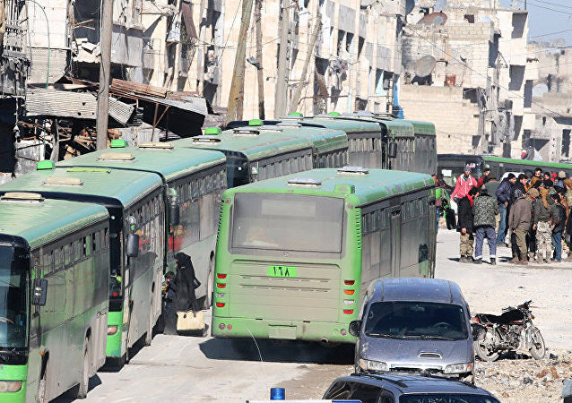 阿勒颇东部