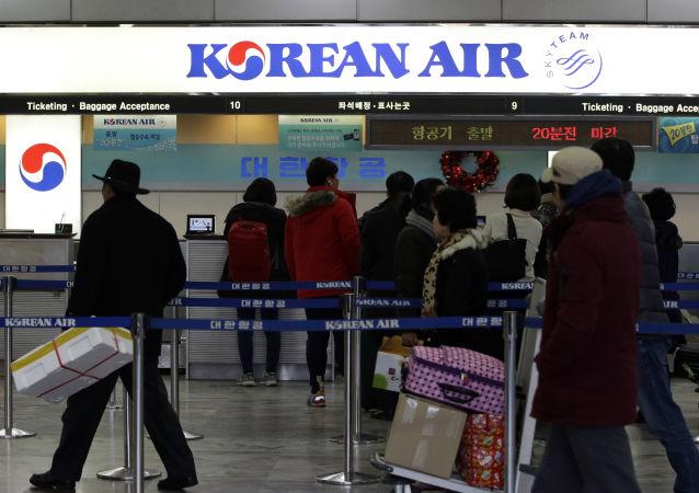 大韩航空将提高俄符拉迪沃斯托克至韩国首尔航线客运量