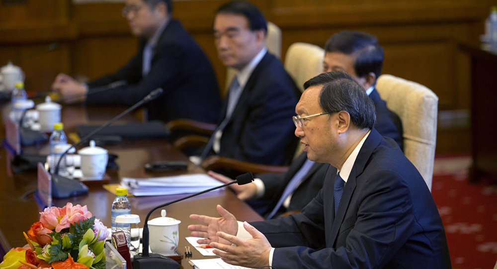 中国开始与特朗普构建关系