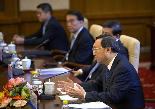 杨洁篪将出席第十次金砖国家安全事务高级代表视频会议