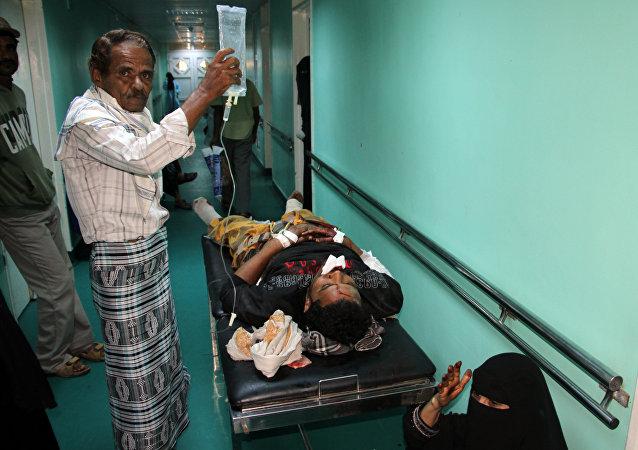也门恐怖袭击死亡军人数涨至42人